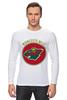 """Лонгслив """"minnesota wild"""" - спорт, хоккей, nhl, нхл, миннесота уайлд"""