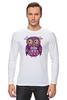"""Лонгслив """"Cова, owl"""" - сова, совушка, owl, совенок"""