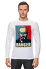 "Лонгслив ""Danger (Breaking Bad)"" - pop art, obey, во все тяжкие, breaking bad"