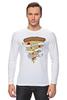 """Лонгслив """"Пицца Навсегда (Pizza Forever)"""" - пицца, pizza"""