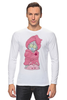 """Лонгслив """"Мишка Тедди"""" - pink, teddy bear, мишка тедди"""