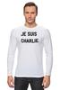 "Лонгслив ""JE SUIS CHARLIE"" - france, франция, шарли, je suis charlie, i am charlie"