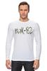 "Лонгслив ""blink-182 yellow logo"" - ava, blink 182, angels&airwaves, blink182, tomdelonge"