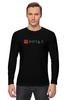 """Лонгслив """"Классическая футболка Dota 2"""" - dota, dota 2, dota2"""