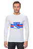 "Лонгслив ""Нью-Йорк Рейнджерс"" - хоккей, nhl, нхл, rangers, нью-йорк рейнджерс"