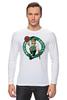 "Лонгслив ""Boston Celtics"" - nba, нба, бостон селтикс"