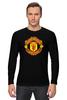 "Лонгслив ""Манчестер Юнайтед"" - манчестер юнайтед, manchester united"