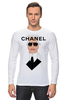"Лонгслив ""Chanel"" - fashion, karl lagerfeld, карл лагерфельд"