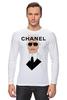 "Лонгслив ""Chanel"" - fashion, шанель, karl lagerfeld, карл лагерфельд"