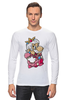 "Лонгслив ""Mario (Princess Peach)"" - платье, марио, mario bros, принцесса пич"