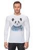 """Лонгслив """"Панда"""" - панда, panda, свитер"""