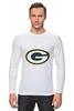 "Лонгслив ""Green Bay Packers"" - nfl, американский футбол, green bay packers, грин-бей пэкерс"