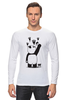 "Лонгслив ""Панда вандал"" - wwf, животные, панда, panda"