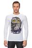 """Лонгслив """"Совэ"""" - юмор, приколы, owl"""