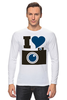 "Лонгслив ""Я люблю Фото (Селфи)"" - foto, фотоаппарат, селфи, selfie, фотки"