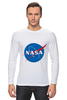 "Лонгслив ""Свитшот NASA "" - nasa, наса"