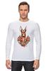 "Лонгслив ""фараон тч"" - dog, собака, олдскул, розы, фараон, roses, дог, tm kiseleva, фараонова собака"