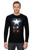 "Лонгслив ""Капитан Америка"" - супергерои, marvel, капитан америка, captain america"