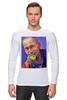 """Лонгслив """"Путин"""" - москва, россия, сочи, путин, кремль"""