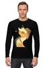 "Лонгслив ""Applejack"" - pony, mlp, пони, applejack"