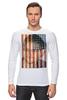 "Лонгслив ""Edward Snowden"" - америка, россия, цру, edward snowden, эдвард сноуден"