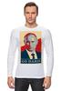 "Лонгслив ""Go Hard Like Vladimir Putin"" - путин, президент, putin, go hard"
