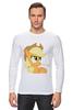 """Лонгслив """"Футболка MLP"""" - pony"""