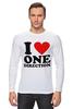 "Лонгслив ""One Direction"" - one direction"