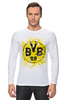 "Лонгслив ""боруссия дортмунд"" - боруссия, германия, дортмунд, логотип"