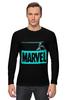 """Лонгслив """"iron bullet /// мстители"""" - мстители, железный человек, iron man, marvel comics, стальная пуля"""