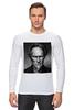 """Лонгслив """"Клинт Иствуд / Clint Eastwood"""" - любовь, кино, портрет, clint eastwood, клинт иствуд"""