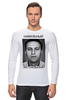 """Лонгслив """"Навальный """" - навальный, политика, алексей навальный, актуальный навальный, navalny"""