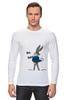 "Лонгслив ""Bugs Bunny_man"" - fun, nice"