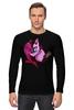 "Лонгслив ""Pinkamena Diana Pie "" - pony, mlp, пони"
