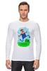 "Лонгслив ""Марио (Mario)"" - nintendo, mario, марио"