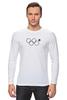 """Лонгслив """"нераскрывшееся кольцо Сочи 2014"""" - олимпиада, сочи2014, сочи, sochifail"""
