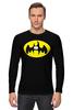 "Лонгслив ""Бэтмен (Batman)"" - пародия, batman, бэтмен"