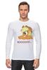 "Лонгслив ""boooooo"" - pony, mlp, applejack"