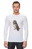 """Лонгслив """"Совушка"""" - сова, owl"""