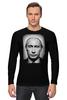 "Лонгслив ""Путин"" - путин, putin"