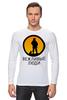"""Лонгслив """"Вежливые люди"""" - армия, россия, логотип, ратник, силовые структуры"""