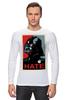 "Лонгслив ""Darth Vader - Hate"" - star wars, darth vader, звездные войны, дарт вейдер"