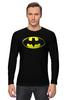 """Лонгслив """"Бэтмен"""" - комиксы, batman, бэтмен, марвел"""