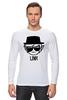 """Лонгслив """"Link Heisenberg"""" - игра, во все тяжкие, breaking bad, линк, зельда"""
