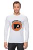 """Лонгслив """"Philadelphia Flyers"""" - хоккей, nhl, нхл, филадельфия флайерз, philadelphia flyers"""