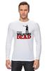"Лонгслив ""The Walking Dead"" - зомби, ходячие мертвецы, the walking dead, рик граймс, rick grimes"