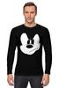 """Лонгслив """"Angry Mickey"""" - angry mickey"""