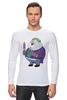 "Лонгслив ""Fat Joker"" - joker, джокер, обжорство"