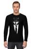 """Лонгслив """"Мистер Волк"""" - стиль, волк, wolf, бизнес, suit"""