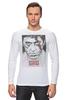 "Лонгслив ""Al Pacino / Ал Пачино"" - лицо со шрамом, scarface, ал пачино, kinoart, al pcino"
